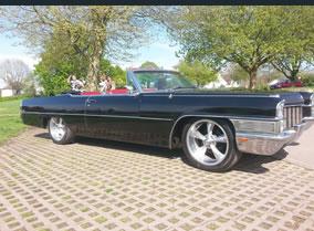 1965 Cadillac Convertible