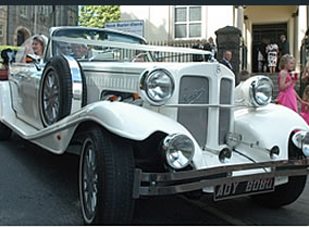 Beauford Wedding Car 0