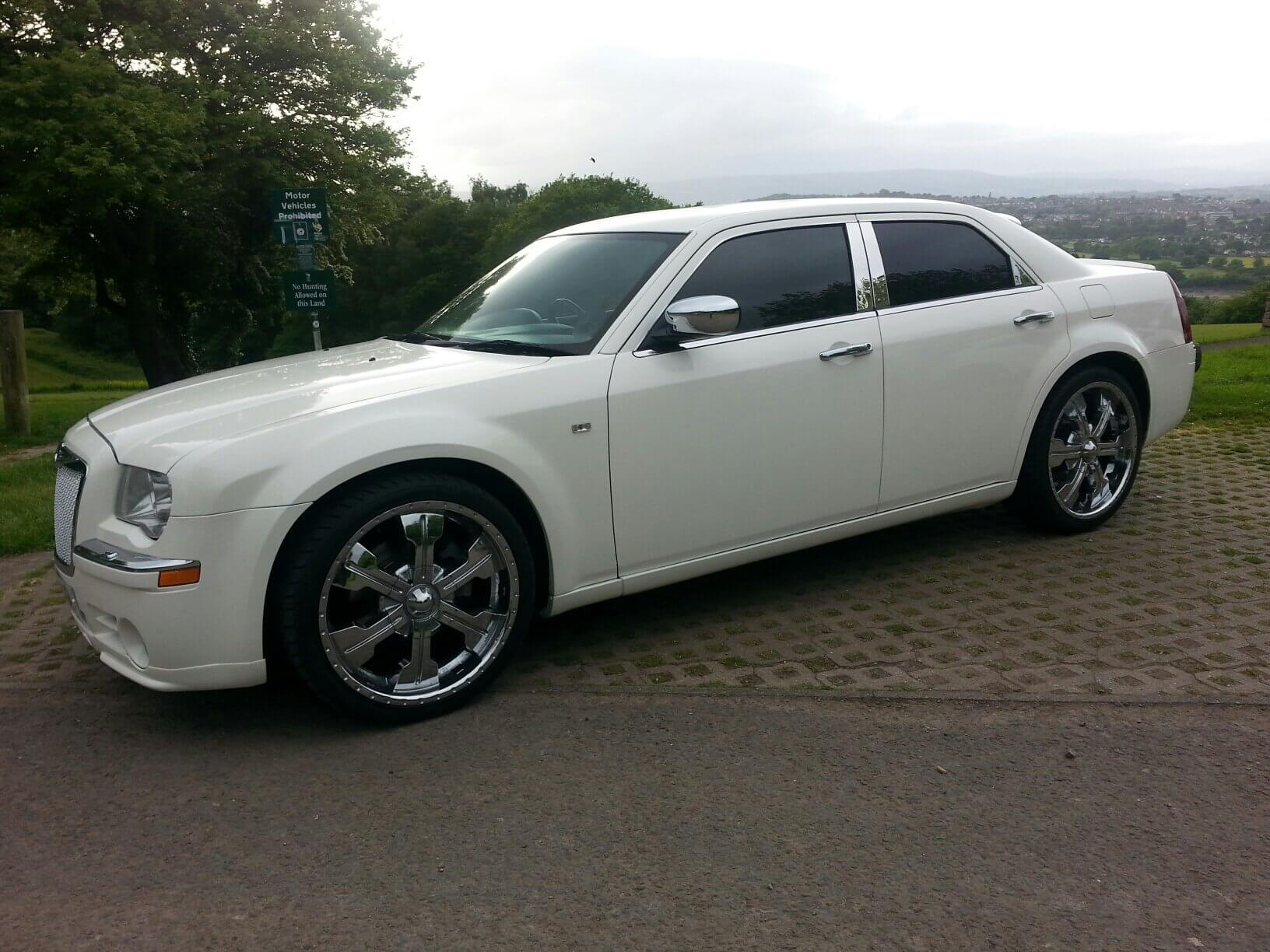 Chrysler 300c Baby Bentley - Limousine And Limo Hire Cardiff